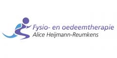 Fysio- en oedeemtherapie Alice Heijman – Reumkens